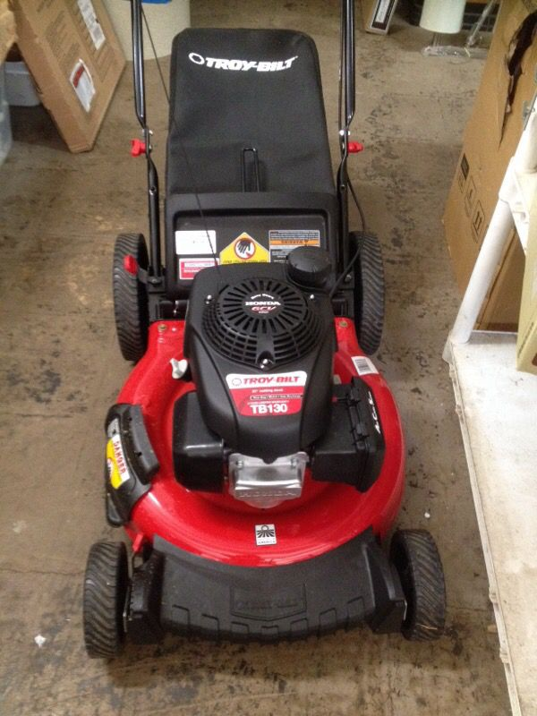 Troy Bilt Lawn Mower Honda Engine | Shapeyourminds.com