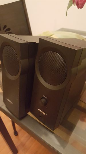 Bose companion 2 speaker set for Sale in Silver Spring, MD