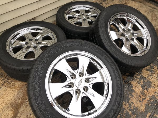 "20"" Inch 6 Lug GMC OEM GM Chevy Wheels for Sale in Oak Lawn, IL - OfferUp"