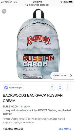 Backwood backpack for Sale in Fresno, CA