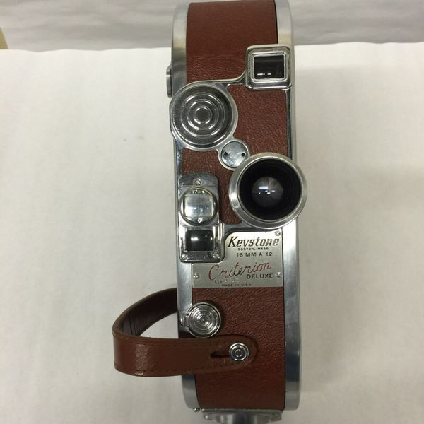 Camera: Keystone Criterion Deluxe Camera for Sale in Bolingbrook, IL -  OfferUp