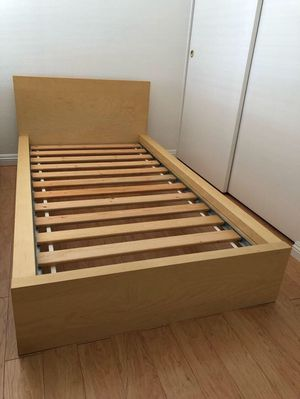 New And Used Bed Frames For Sale In San Jose Ca Offerup