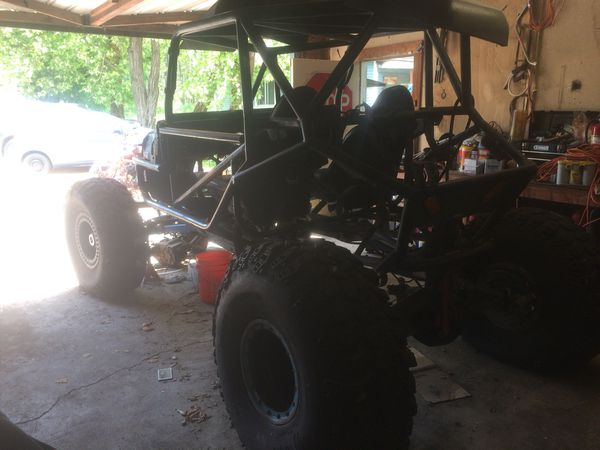 Price Reduced Jeep Cj7 Rock Crawler Buggy Wheeler For Sale In