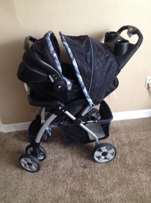 Eddie Bauer Car Seat Stroller Set For Sale In Memphis TN