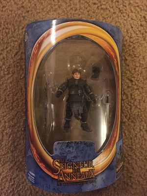 Lord of the Rings collectors action figure for Sale in Friendswood, TX
