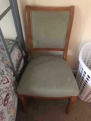 Free Chair. You pick up. for Sale in Baltimore, MD