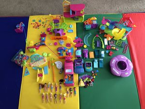 Huge lot of Polly Pocket for Sale in Germantown, MD