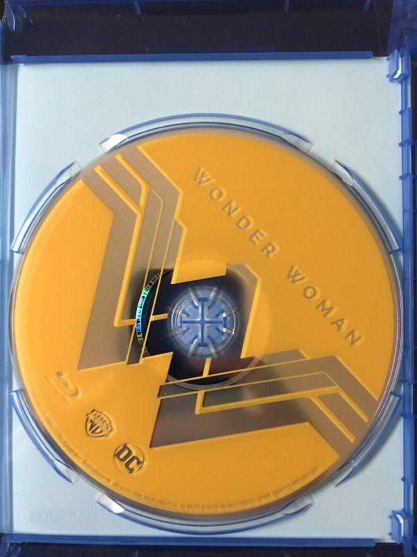 Wonder Woman Brand New Blu-Ray Disc (untouched) No original case - pls read  for Sale in Phoenix, AZ - OfferUp