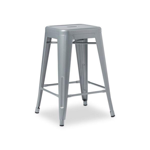Brand New 24 Grey Metal Bar Stool Barstool For Sale In Brea Ca