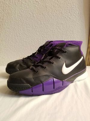 8a123faab72 Nike Zoom Kobe 1 Black Out - Size 13 for Sale in San Francisco