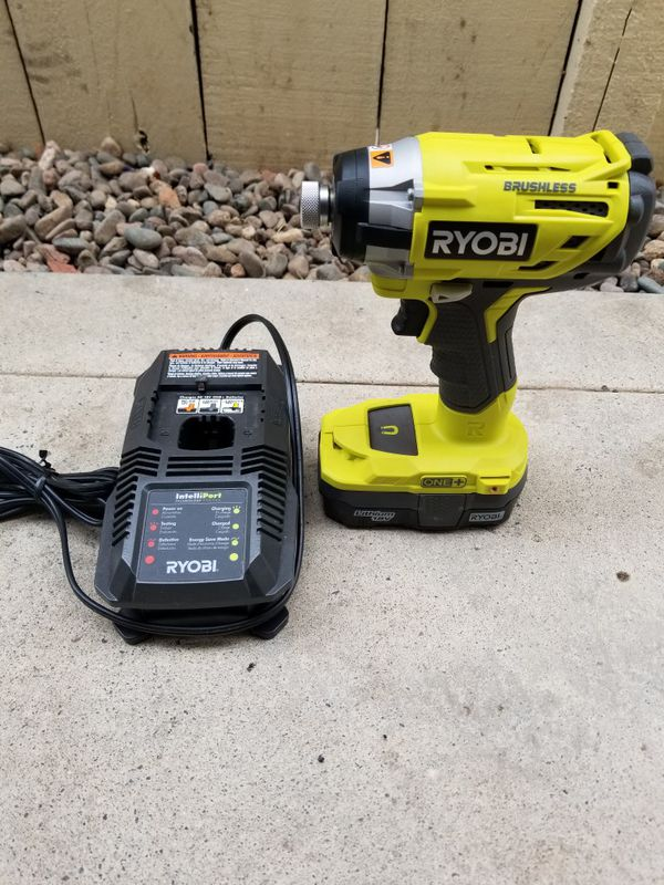 Ryobi 18 Volt One 1 2 In Impact Wrench For Murrieta Ca Offerup