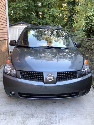 2004 Nissan Quest se for Sale in Hyattsville, MD