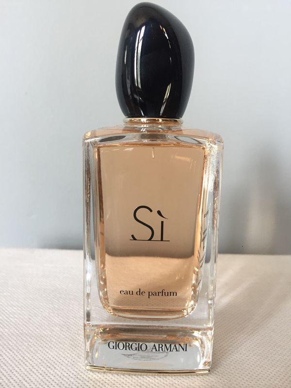 Si Giorgio Armani Womens Fragrance For Sale In Amelia Oh Offerup
