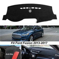 Ford Fusion '13-'17 Non-slip Dash Cover Thumbnail