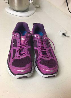 Hoka Clifton running shoes size 11 women Thumbnail