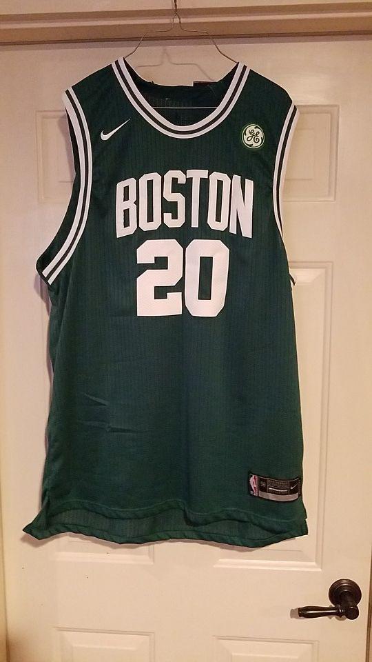 New Boston Celtics Gordon Hayward Jersey (Sports   Outdoors) in Webb City e24d91cfe94d