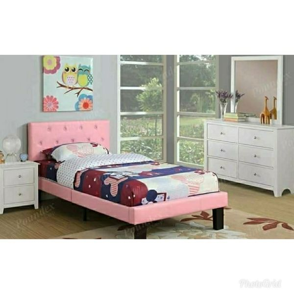BRAND NEW TWIN SIZE BED FURNITURE ONLY ADD MATTRESSES 47 For Sale In Ontario CA
