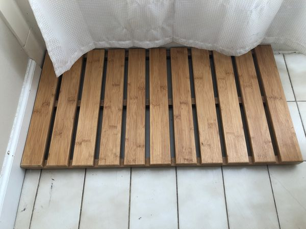 Bamboo Floor Mat Miami
