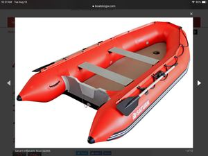 New and Used Inflatable boats for Sale in Pompano Beach, FL