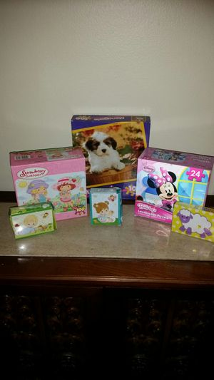 Toddler Puzzles for Sale in Sanford, FL