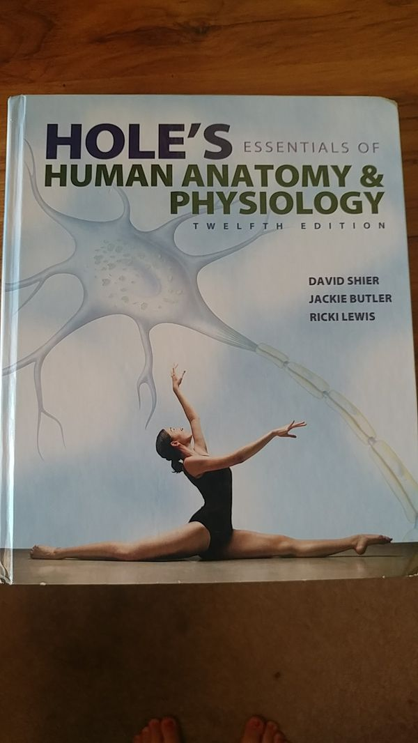 Human anatomy & physiology textbook for Sale in Chula Vista, CA - OfferUp