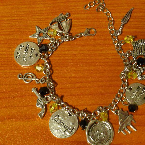 Hamilton Musical Charm Bracelet