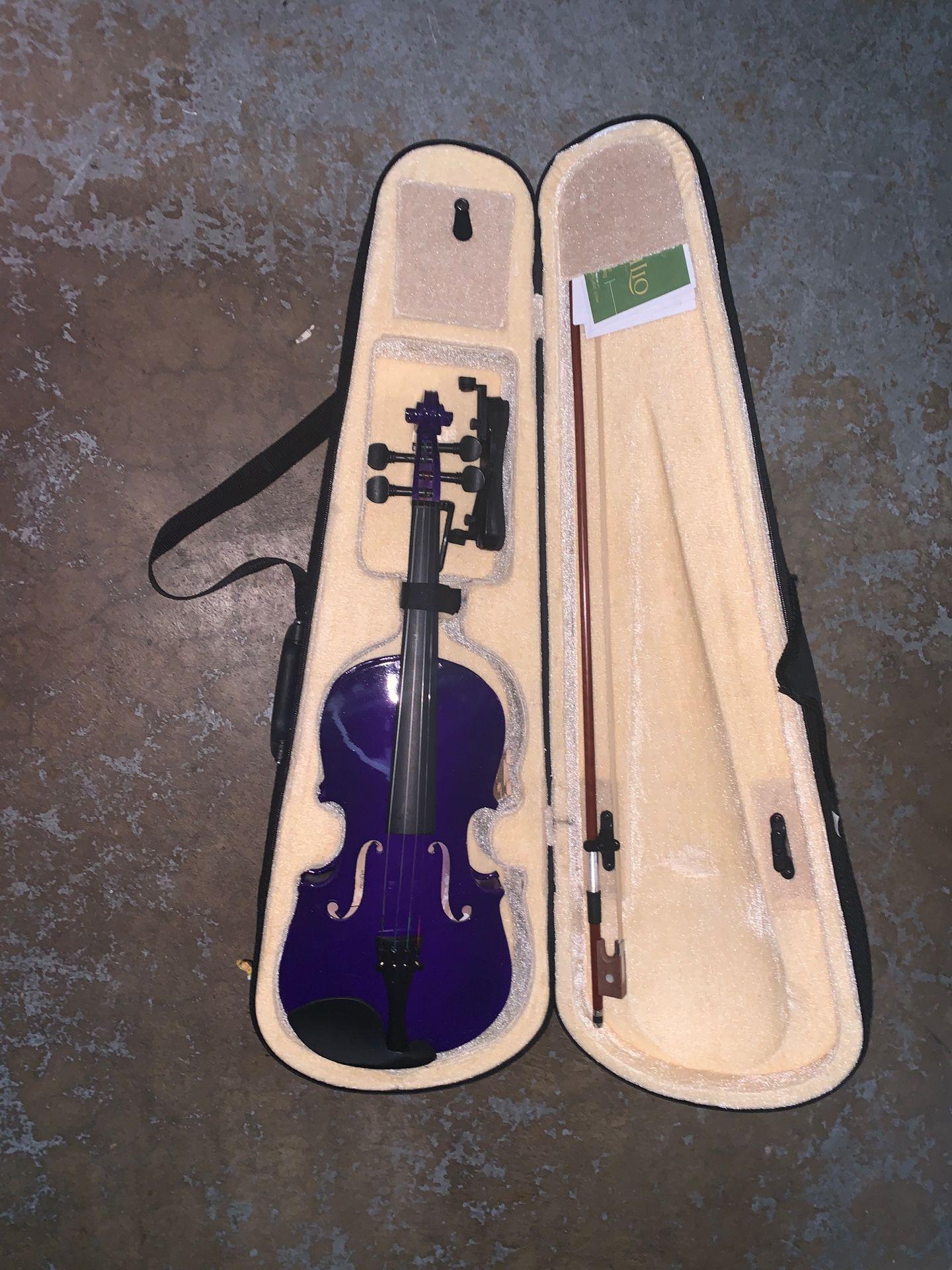 Cecilio violin g-string