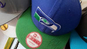 Signed Seahawks Snapback Hat - Richard Sherman for Sale in Seattle, WA
