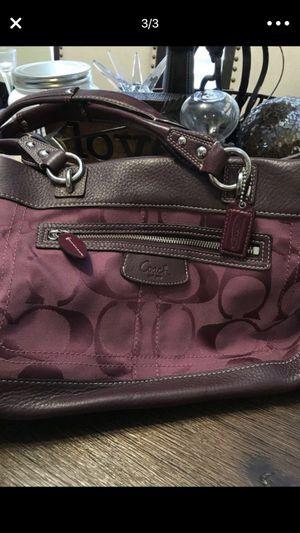 Authentic Coach handbag for Sale in Vancouver, WA