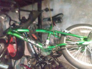 Photo 20 inch mongoose bicycle