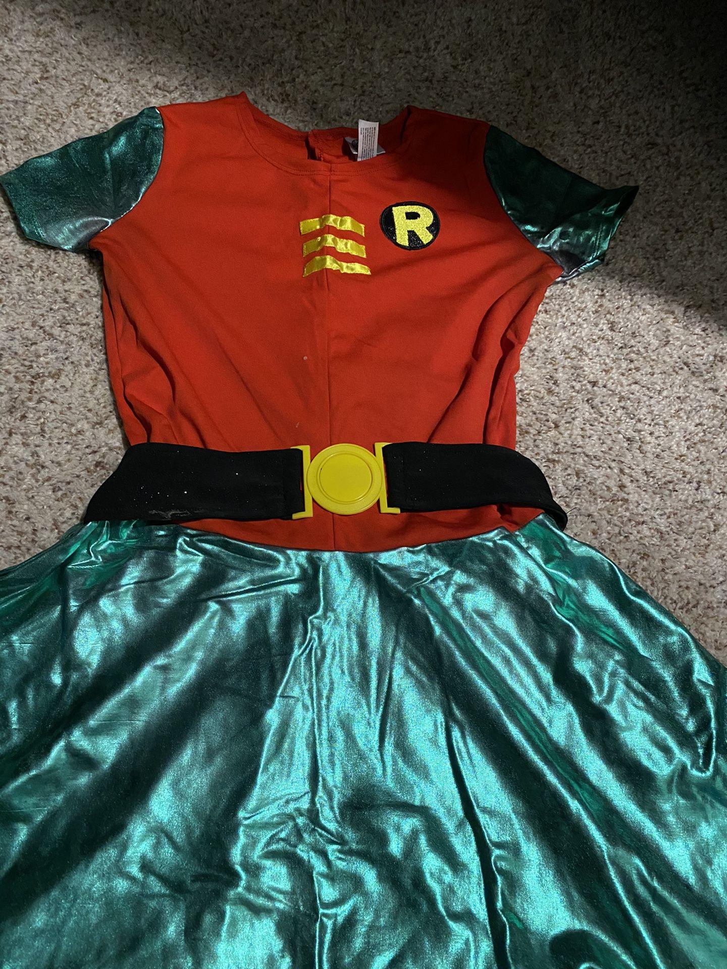 Girl Robin Costume