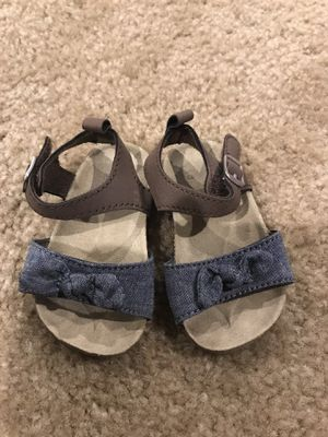 Baby shoes size 3-6 months carters for Sale in Queen Creek, AZ