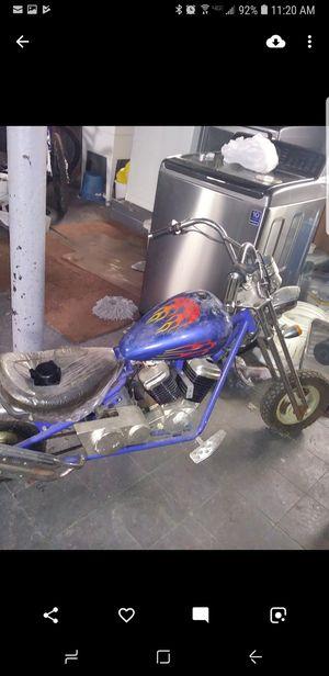 Motor bike chopper for Sale in Cleveland, OH