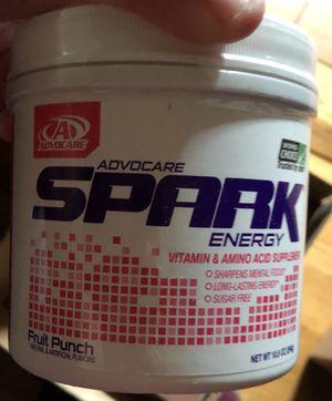 Advocare spark energy tubs or sticks for Sale in Winter Garden, FL