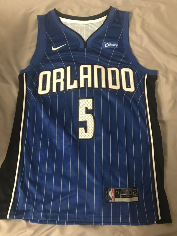 new arrival a67f8 de039 Nike Mo Bamba Orlando Magic Basketball Jersey Size M for Sale in West  Hollywood, CA - OfferUp