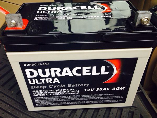 Brand New Duracell Deep Cycle Battery For Sale In Aurora