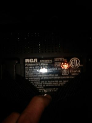 Monitors RCA 9 to 12 volt for Sale in Grand Prairie, TX