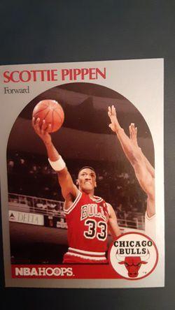Pippen card Thumbnail
