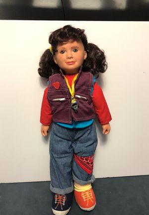 1984 Punky Brewster. Cloth body and vinyl hands and face for Sale in Issaquah, WA