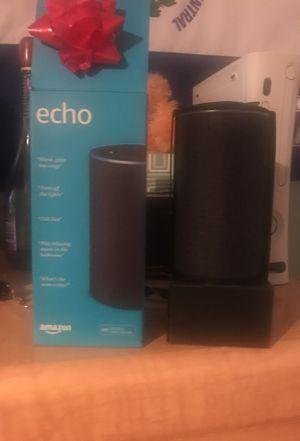 Echo Alexa spiker nueva nunca usada for Sale in Manassas, VA