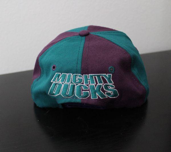 Vintage 90s Anaheim Mighty Ducks SnapBack Hat Cap for Sale in Garden Grove 267d046506a0