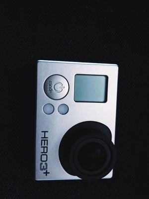 Go pro Hero 3 plus and accessories for Sale in Silver Spring, MD