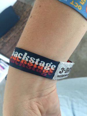 Backstage pass for day 3 weekend 1 for Sale in Austin, TX