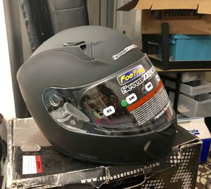 Motorcycle helmet and gloves for Sale in Gaithersburg, MD