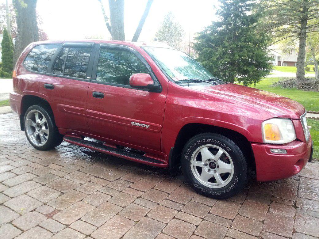 2002 GMC Envoy XL