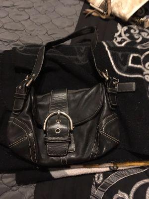 Leather Coach Purse for Sale in Orlando, FL