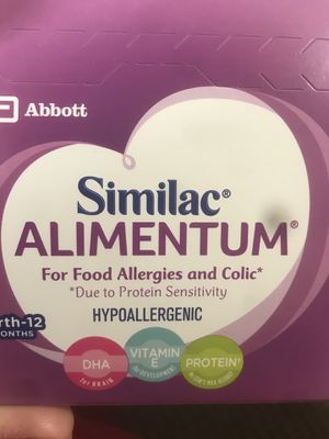 Similac Alimentum for Sale in Silver Spring, MD