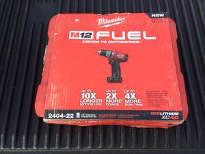 Milwaukee m12 fuel screw gun for Sale in Sterling, VA