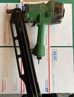 Photo Central Pneumatic 41960 Framing Nailer Nail Gun