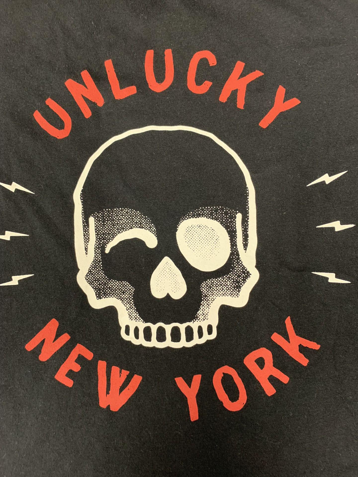 UNLUCKY NY TEE